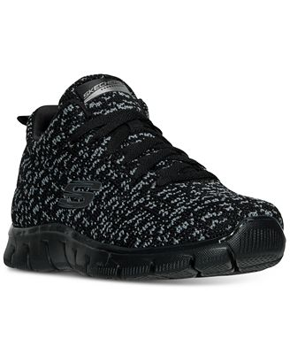 Skechers Women's Relaxed Fit: Empire - Connections Walking Sneakers from Finish Line
