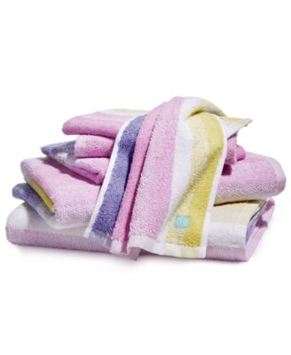 Wisteria 6-Pc Bath Towel Set