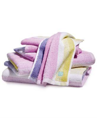 wisteria 6pc bath towel set