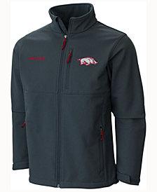 Columbia Men's Arkansas Razorbacks Ascender Softshell Jacket