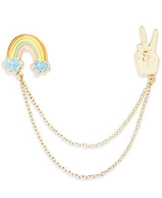 Celebrate Shop Rainbow Handbag Chain Accessory