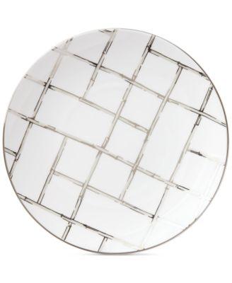 Emmett Street Platinum Collection Accent Plate