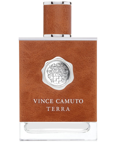 Vince Camuto Terra Fragrance Collection