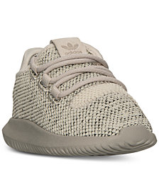 adidas Toddler Boys' Tubular Shadow Knit Casual Sneakers from Finish Line
