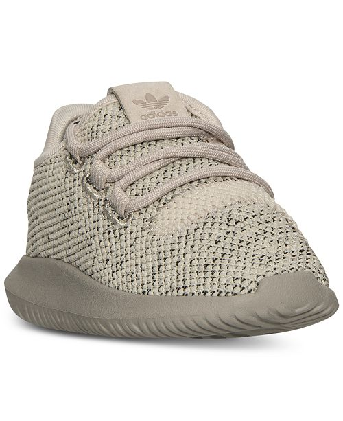 108f1ae6e92 adidas Toddler Boys' Tubular Shadow Knit Casual Sneakers from Finish ...