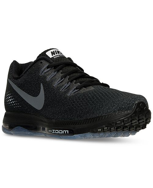 2af5929f1e0a Nike Men s Zoom All Out Low Running Sneakers from Finish Line ...