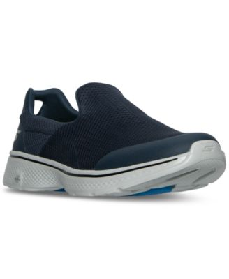 Image of Skechers Men's GOwalk 4 - Mesh Walking Sneakers from Finish Line