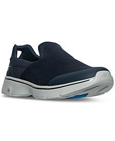 Skechers Men's GOwalk 4 - Mesh Walking Sneakers from Finish Line