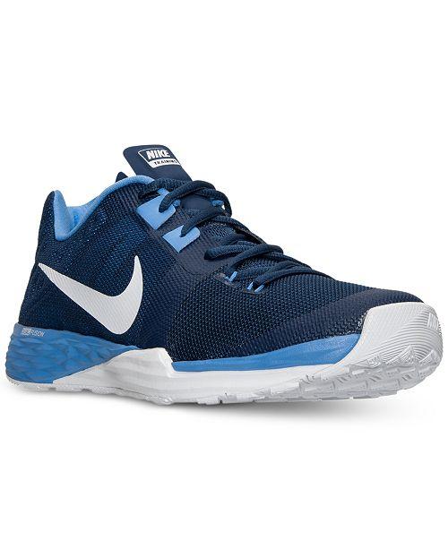 Nike Men s Train Prime Iron Dual Fusion Training Sneakers from Finish ... 3f871fa30
