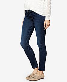 J Brand Maternity Dark Wash Skinny Jeans