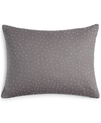 """Scattered Dash 12"""" x 16"""" Decorative Pillow"""