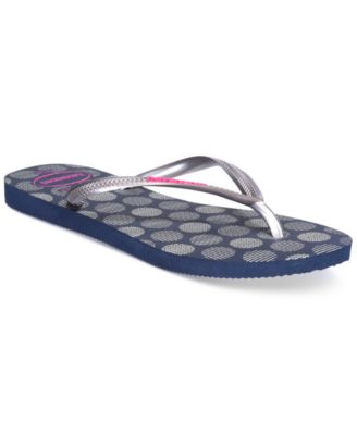 Image of Havaianas Women's Slim Retro Flip Flops