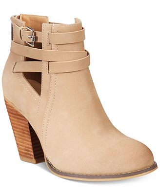 Call It Spring Magliaro Cutout Booties