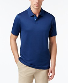 Tasso Elba Men's Supima® Blend Cotton Polo, Created for Macy's