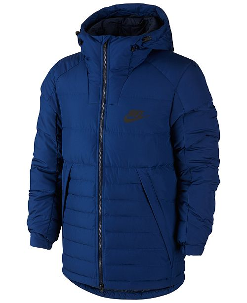 fa15135f59 Nike Men s Down Jacket   Reviews - Coats   Jackets - Men - Macy s
