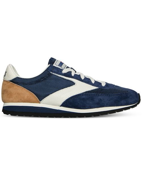 132a681f5dfcc Brooks Women s Vanguard Heritage Casual Sneakers from Finish Line ...