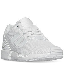 adidas Little Boys' ZX Flux Casual Sneakers from Finish Line