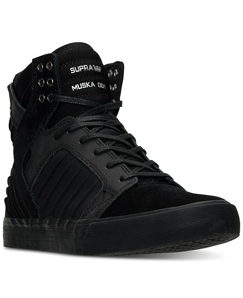 9288198b3b9 SUPRA Men's Skytop EVO High-Top Casual Sneakers from Finish Line ...