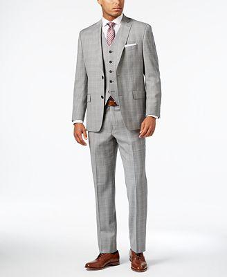 Michael Kors Mens Suits: Blue, Black, Gray - Macy's