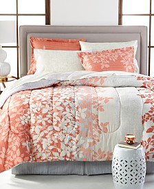 Ashley 8-Pc. Reversible Bedding Ensembles