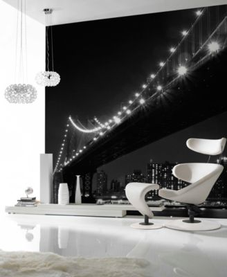 Marvelous Graham U0026 Brown Brooklyn Bridge Wall Mural Wallpaper Part 23