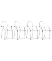 Nova Set of 4 Dining Chairs