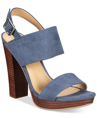 Report Lawrena Platform Sandals