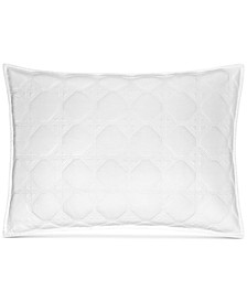 Basic Cane Quilted Standard Sham, Created for Macy's