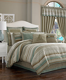 J Queen New York Newport Full Comforter Set