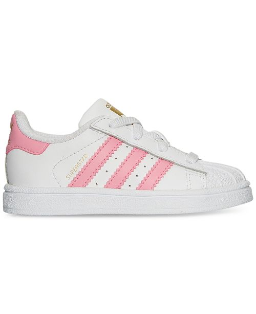 adidas Originals Superstar 80s   Vit   Sneakers   CG6496