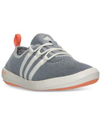 adidas Women's Terrex ClimaCool Boat Sleek Outdoor Sneakers from ...