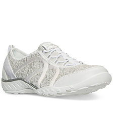 Skechers Women's Relaxed Fit: Bikers - Sweet Darling Casual Sneakers from Finish Line