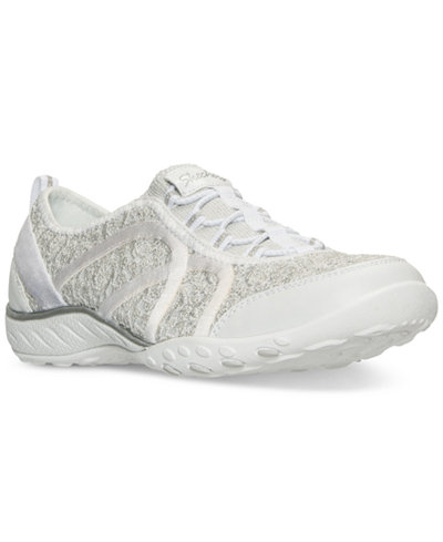 Skechers Women S Relaxed Fit Bikers Sweet Darling Casual Sneakers From Finish Line