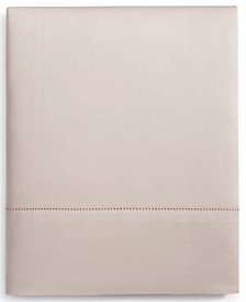 CLOSEOUT! 680 Thread Count 100% Supima Cotton Twin Flat Sheet, Created for Macy's