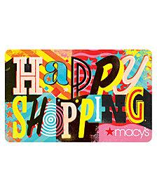 Happy Shopping E-Gift Card