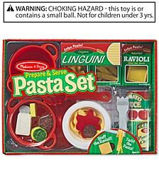Melissa & Doug Prepare & Serve Pasta Set