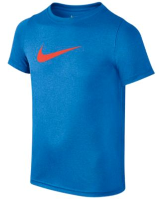 Image of Nike Dry-FIT Legend T-Shirt, Big Boys (8-20)