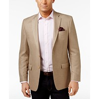 Deals on Lauren Ralph Lauren Men's Classic-Fit Neat UltraFlex Sport Coat