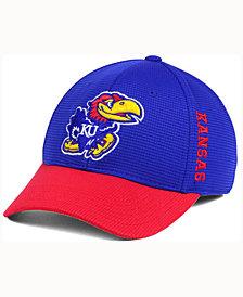 Top of the World Kansas Jayhawks Booster 2Tone Flex Cap