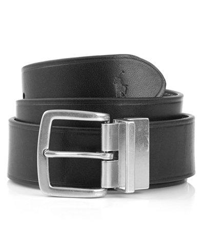 Polo Ralph Lauren Men S Belt Core Reversible Casual Belt