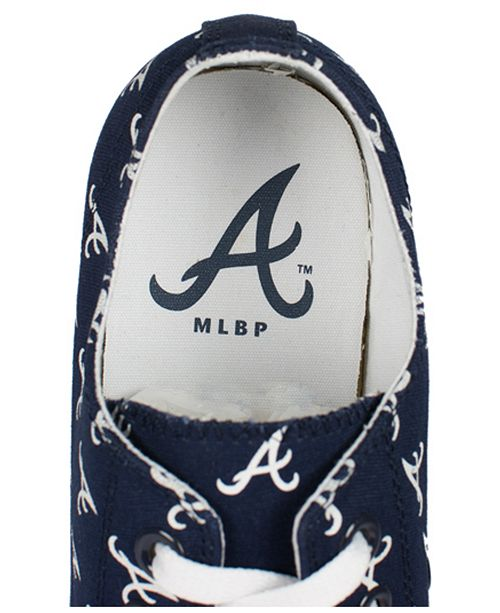 b63a212c880f6 Row One Atlanta Braves Victory Sneakers   Reviews - Sports Fan Shop ...