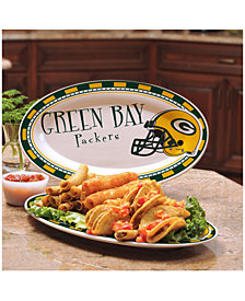 Memory Company Green Bay Packers Ceramic Platter