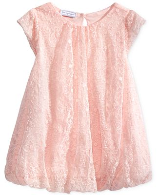 First Impressions Schiffli Bubble Dress, Baby Girls (0-24 months), Only at Macy's
