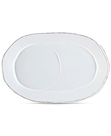 Lastra Collection Oval Tray