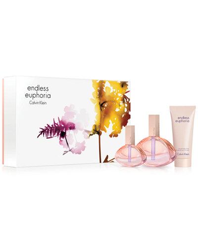 Calvin Klein 3-Pc. Endless Euphoria Gift Set