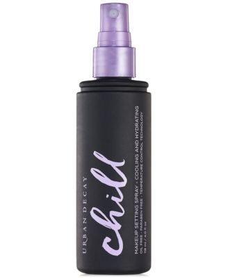 Chill Makeup Setting Spray - Cooling And Hydrating