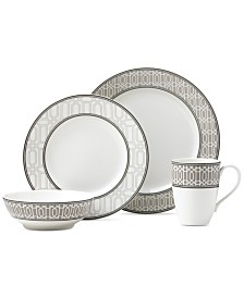 Lenox Neutral Party Link 4-Piece Place Setting