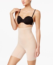 SPANX Women's  OnCore High-Waisted Mid-Thigh Short SS1915