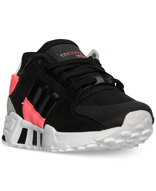 los angeles 98f9d d58cb Big Boys' EQT Refine Casual Athletic Sneakers from Finish Line