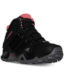 adidas Women's Terrex AX2 Mid GTX Outdoor Sneakers from Finish Line